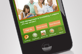 HOA Management App, the HOA Link