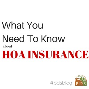 What You Need To Know About HOA Insurance
