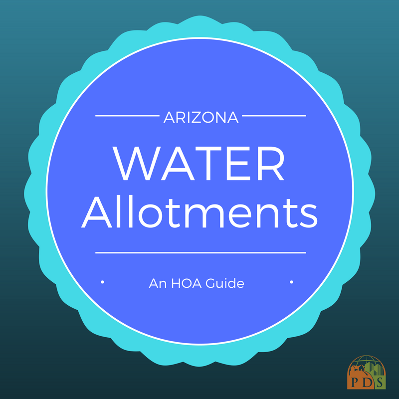 Arizona HOA Water Conservation Guide
