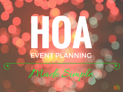 Planned Development Service HOA Holiday Event Guide