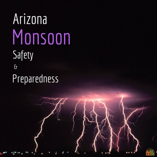 Arizona Monsoon Safety Guide